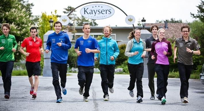 4fach-Olympiasieger und Weltmeister Simon Ammann trainierte im ****Kaysers Tirolresort in Mieming - BILD