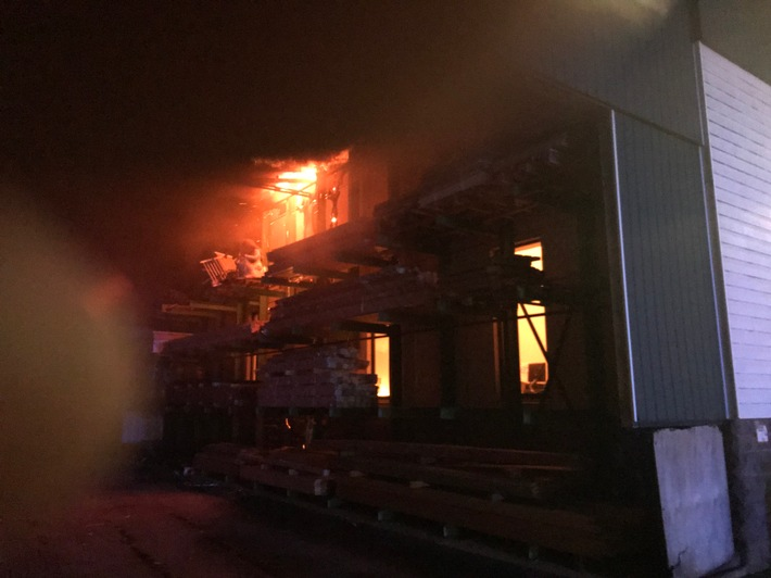 Brand in Deensen