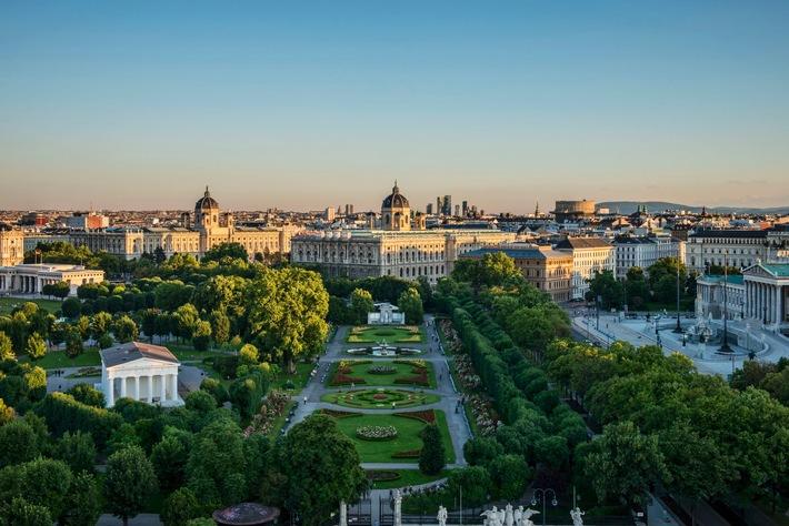 Wien schafft 2015 den 6. Nächtigungsrekord in Folge  Ort:Wien Land:Österreich Bildcredit:Vienna Tourist Board/Christian Stemper Fotograf:Christian Stemper Motiv:Landschaft