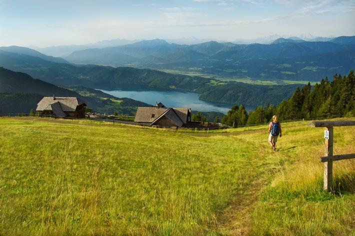 Unter den besten Weitwanderwegen der Welt: Der Alpe-Adria-Trail - Vom Gletscher ans Meer - BILD