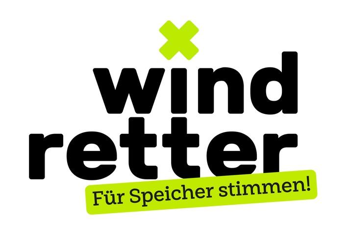 Ausbau von Speichertechnologien frdern statt saubere Windenergie abregeln - Energy2market untersttzt die Initiative