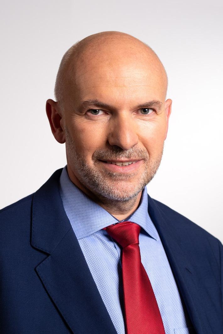 """""""Als Gruppe weiter zusammenwachsen"""" / Thomas Bachhofner wird neuer CEO der Rhomberg Sersa Rail Group"""