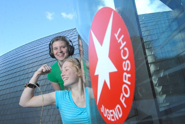 Jugend forscht - Auftakt zum 42. Bundeswettbewerb