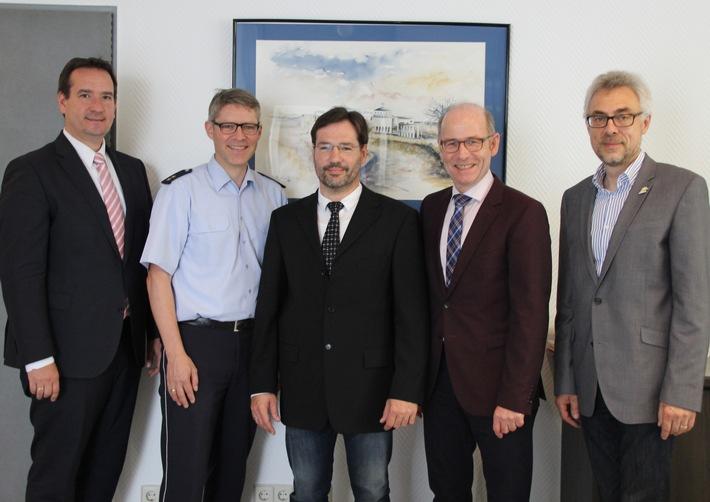 POL-PDKO: Neuer stellvertretender Dienststellenleiter der PI Andernach   KHK Thomas Reuter stellt sich vor