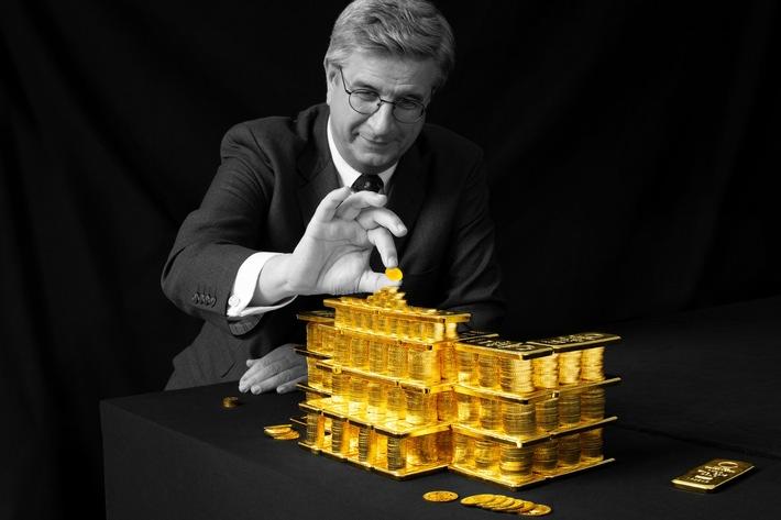 BILD zu OTS - Wie begehrt der Wiener Philharmoniker ist, lässt sich an den Umsatzzahlen der Münze Österreich AG gut ablesen: 2020 hatte sich der Umsatz der Münze verdoppelt, Umsatz in 2020: 267.167.247,53 EUR