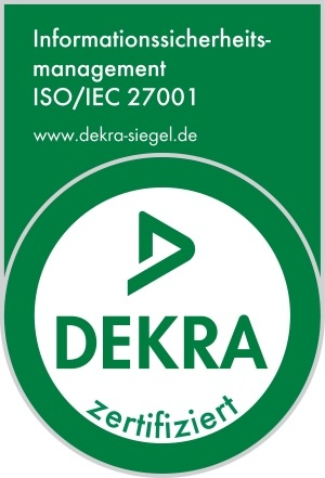 BU: Die ISO 27001 Zertifizierung von toplink unterstreicht die hohen Sicherheitsstandards des Cloud-Telefonanbieters und Unified-Communications-Spezialisten
