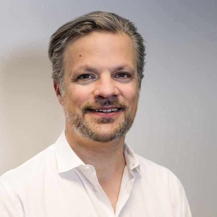 """Christoph Hüning ist neuer Managing Partner beim next media accelerator. Weiterer Text über ots und www.presseportal.de/nr/8218 / Die Verwendung dieses Bildes ist für redaktionelle Zwecke honorarfrei. Veröffentlichung bitte unter Quellenangabe: """"obs/Marcus Brandt/dpa"""""""