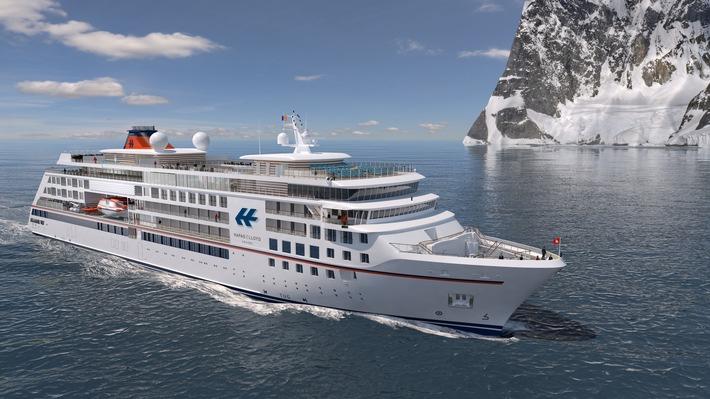 Hapag-Lloyd Cruises: zwei neue Expeditionsschiffe