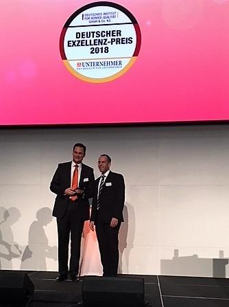 Thalia mit Deutschem Exzellenz-Preis ausgezeichnet