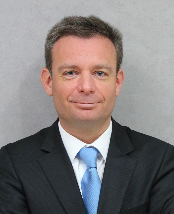 """Pierre-Yves Beaufils ist vom 1. September 2018 an Generaldirektor von RCI Banque Deutschland. Weiterer Text über ots und www.presseportal.de/nr/125761 / Die Verwendung dieses Bildes ist für redaktionelle Zwecke honorarfrei. Veröffentlichung bitte unter Quellenangabe: """"obs/RCI Banque S.A. Niederlassung Deutschland/RCI Banque Deutschland"""""""