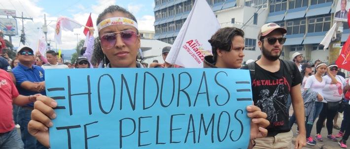 Honduras: Generalstreik nach umstrittenen Wahlen
