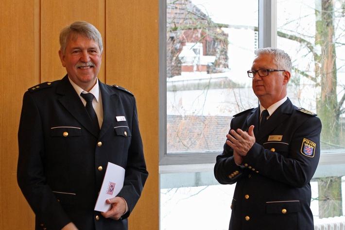 Polizeioberrat Thomas Bauer in den Ruhestand verabschiedet