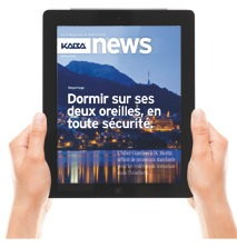 Kaba presenta la propria News-App