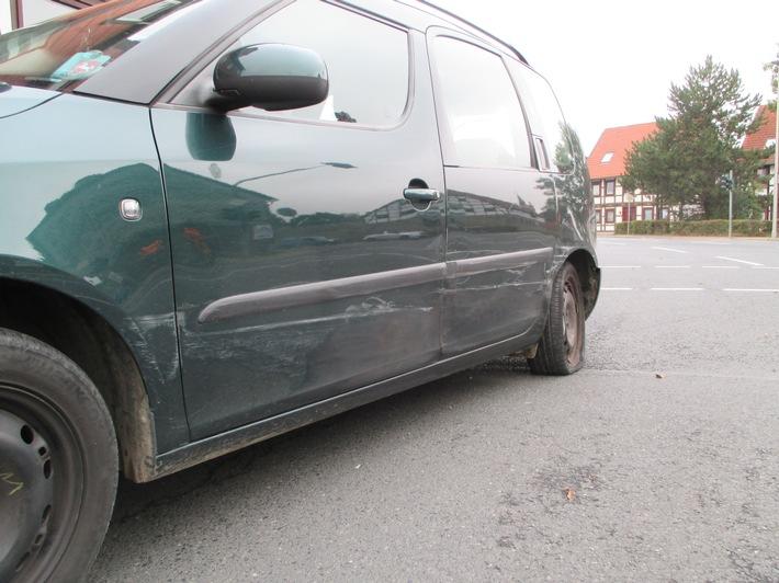 POL-GS: Polizei Langelsheim. Pressebericht v. 01.09.2020