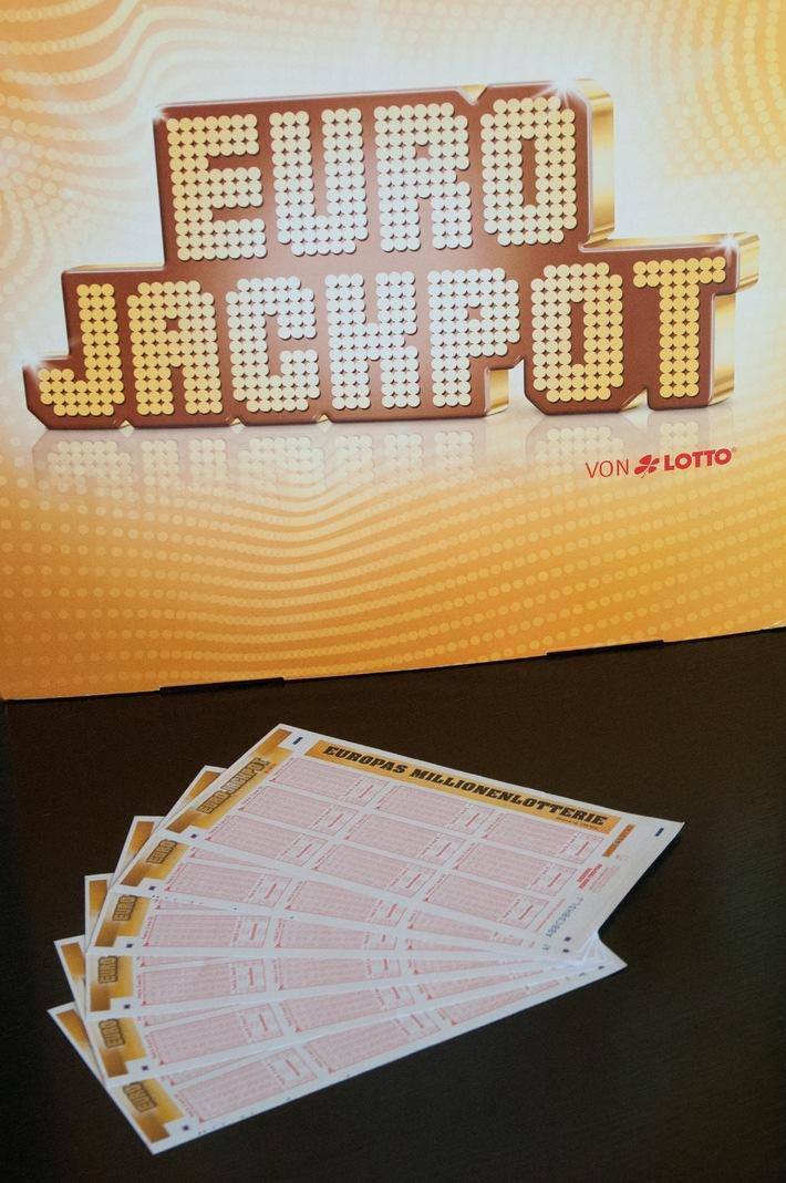 Spannung vor der Ziehung: Gewinner des 56 Mio. Euro Jackpots gesucht!
