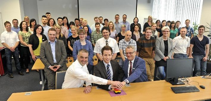 Erfolgreicher Umstieg der BKK Pfalz auf neue Kundensoftware