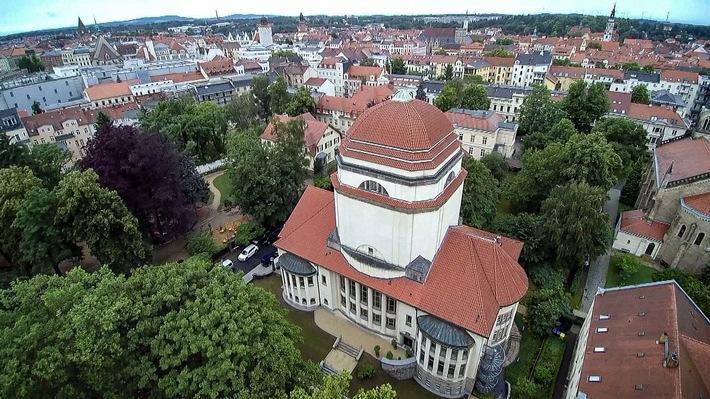 MDR überträgt Eröffnung des Kulturforums Görlitzer Synagoge (FOTO)