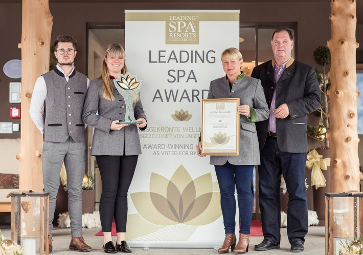 Leading Spa Resorts - Leading Spa Award 2017! - BILD