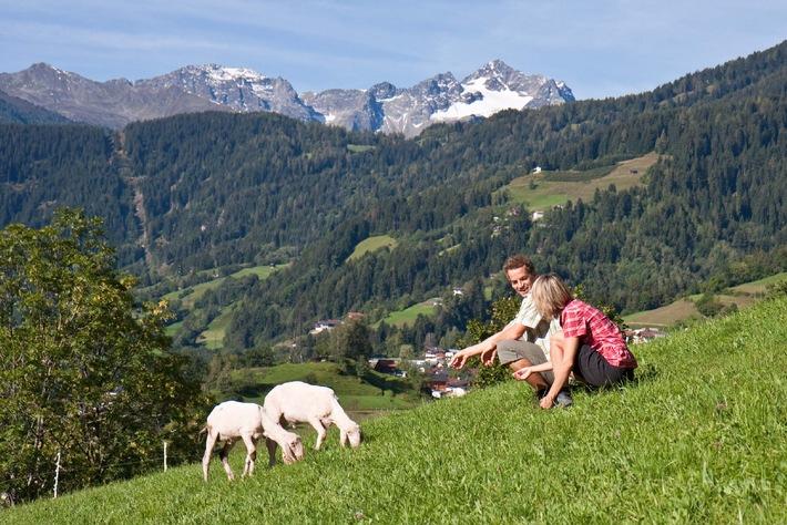 Genusswandern in TirolWest zur Osterzeit - BILD