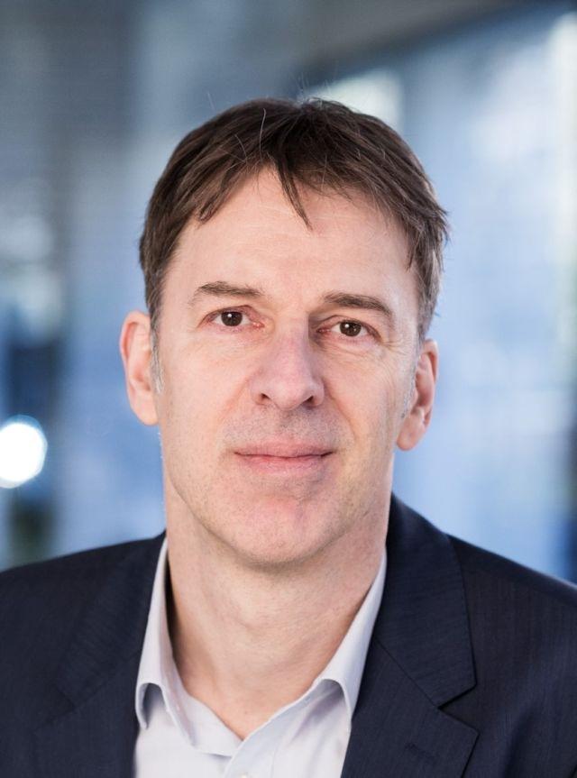 Rüdiger Jürgensen, Geschäftsführer von VIER PFOTEN Deutschland