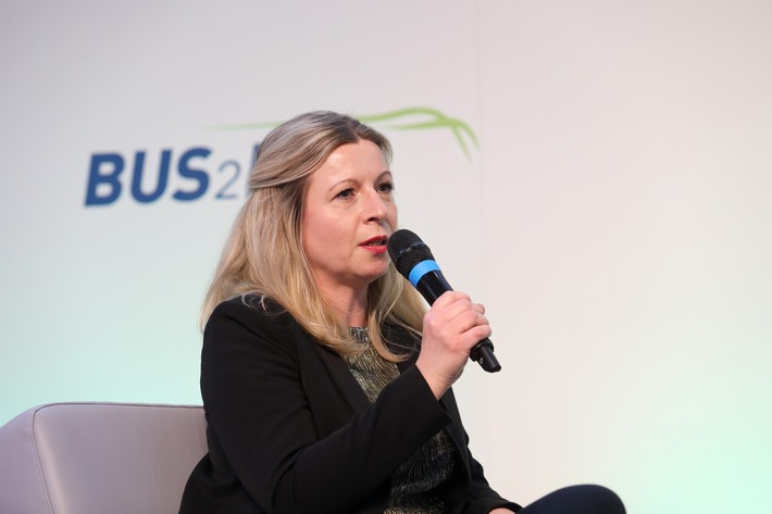 Kerstin Kube-Erkens, Senior Produktmanagerin BUS2BUS / Weiterer Text über ots und www.presseportal.de/nr/6600 / Die Verwendung dieses Bildes ist für redaktionelle Zwecke honorarfrei. Veröffentlichung bitte unter Quellenangabe:
