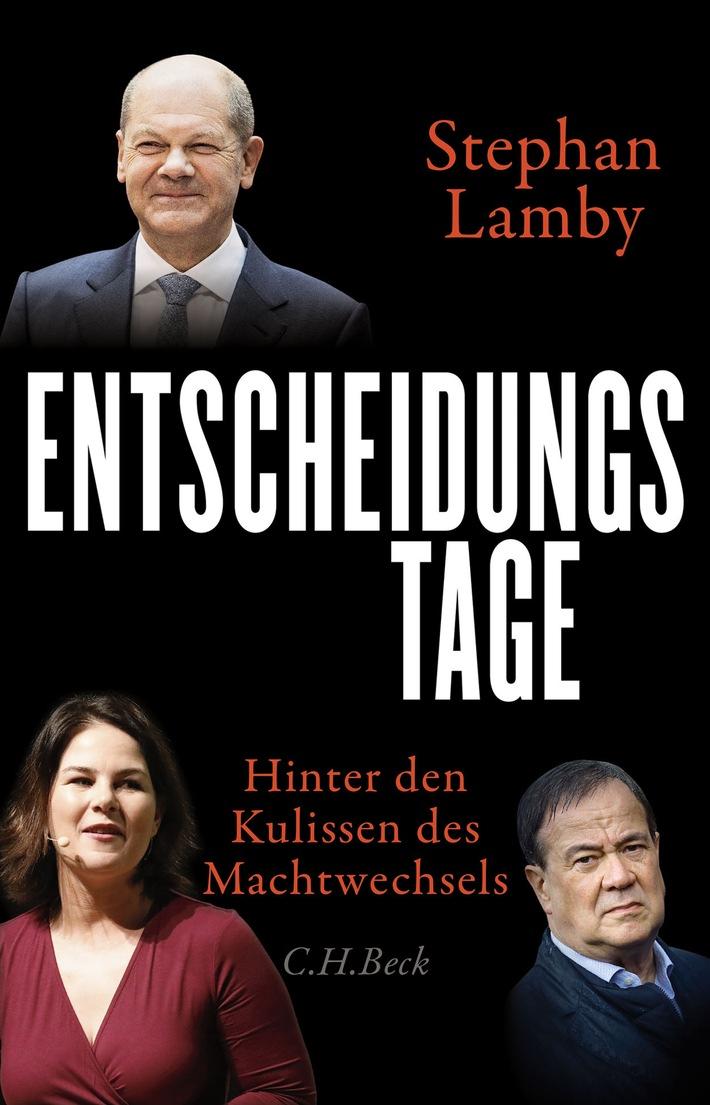 Exklusivinterview für Buch über Machtwechsel: Robert Habeck will Debatte bei den Grünen über künftige Kanzlerkandidaturen und Spitzenämter
