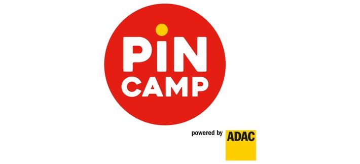 """PiNCAMP powered by ADAC. Weiterer Text über ots und www.presseportal.de/nr/122834 / Die Verwendung dieses Bildes ist für redaktionelle Zwecke honorarfrei. Veröffentlichung bitte unter Quellenangabe: """"obs/ADAC SE"""""""