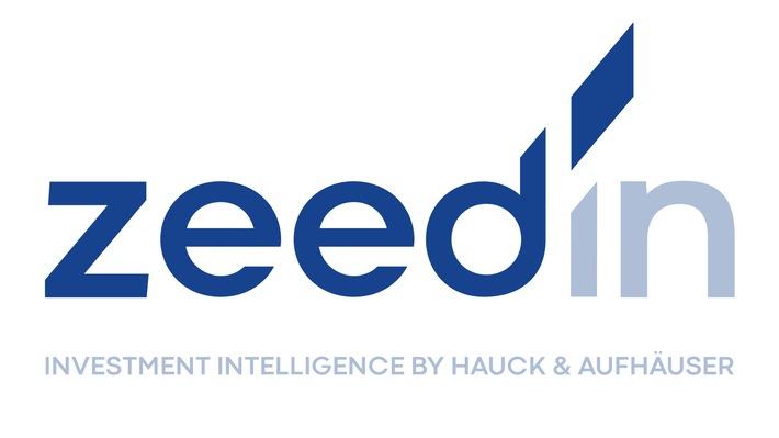"""Zeedin - Investment Intelligence by Hauck & Aufhäuser / Weiterer Text über ots und www.presseportal.de/nr/115618 / Die Verwendung dieses Bildes ist für redaktionelle Zwecke honorarfrei. Veröffentlichung bitte unter Quellenangabe: """"obs/Hauck & Aufhäuser Privatbankiers AG"""""""
