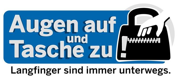 POL-HS: Taschen- und Trickdiebe / Aktionswoche der Polizei