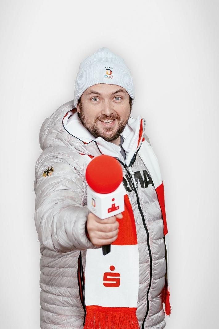 Der Fanreporter auf dem Weg nach PyeongChang / Team Deutschland mit Fanreporter Philipp in der Olympiavorbereitung