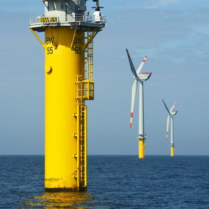 Stadtwerke vollenden Pionierleistung in der Nordsee / Trianel Windpark Borkum in Betrieb
