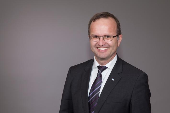 BBT-Geschäftsführer Dr. Albert-Peter Rethmann