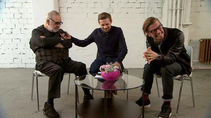 Bei Anruf Udo: Joko und Klaas kapern Handy von Star-Coiffeur Udo Walz