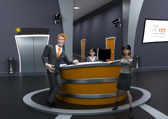 Agent Attack IT - spielend IT-fit