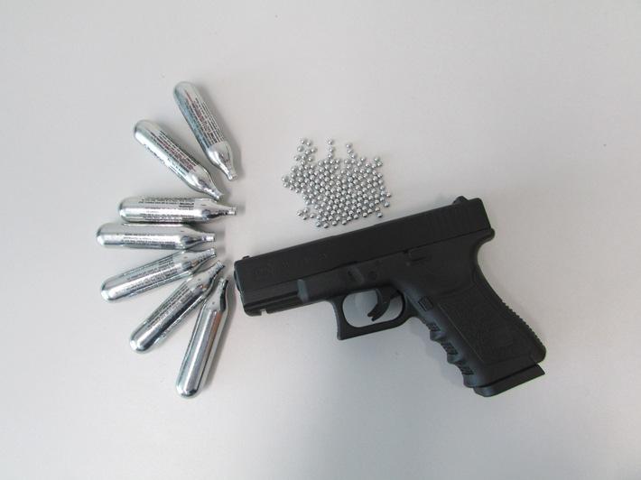 CO2-Waffe