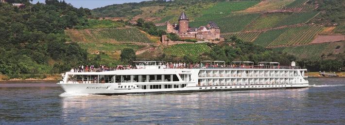 "Eurobus-Gruppe lanciert Marke ""Rivage Flussreisen"""