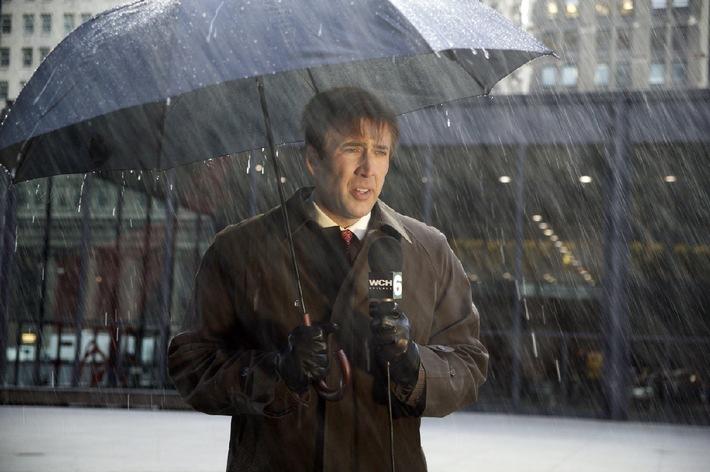 """Trauriger Wetterfrosch: Nicolas Cage in """"The Weather Man"""" am Mittwoch auf sixx (mit Bild)"""