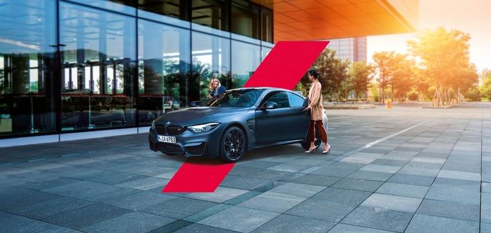 """""""Ready2Drive"""": AXA und BMW Bank gehen neue Wege in der Kfz-Versicherung / ©BMW AG / Weiterer Text über ots und www.presseportal.de/nr/53273 / Die Verwendung dieses Bildes ist für redaktionelle Zwecke honorarfrei. Veröffentlichung bitte unter Quellenangabe: """"obs/AXA Konzern AG/©BMW AG"""""""