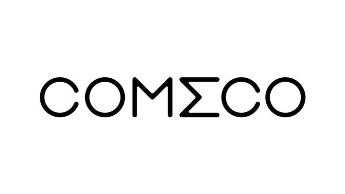 """COMECO Logo / Tech-Startup COMECO kündigt digitale Ökosystem-Plattform für Lifestyle-Banking an. Weiterer Text über ots und www.presseportal.de/nr/135566 / Die Verwendung dieses Bildes ist für redaktionelle Zwecke honorarfrei. Veröffentlichung bitte unter Quellenangabe: """"obs/COMECO"""""""
