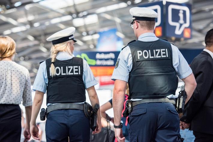 BPOL NRW: Offener Haftbefehl wegen Erschleichens von Leistungen - Festnahme durch Luftsicherheitsstreife der Bundespolizei