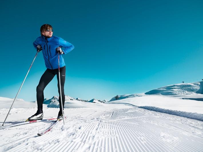Neues Langlauf-Webportal in Tirol - BILD
