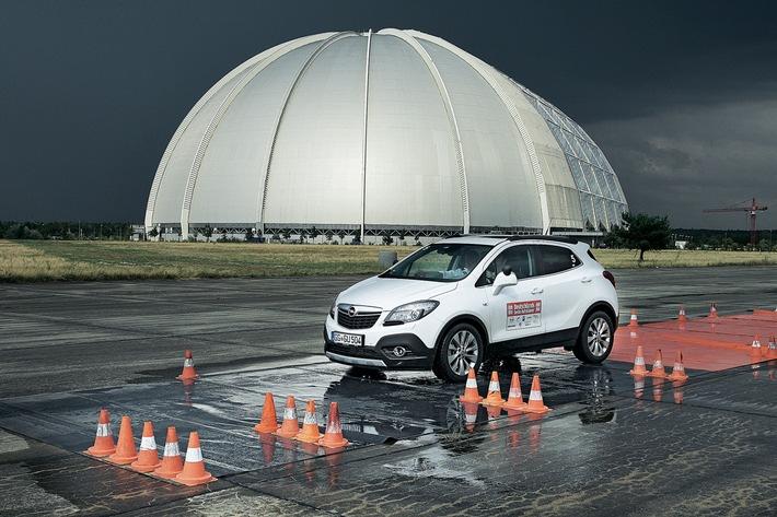 """""""Deutschlands beste Autofahrer"""" gehen in Brandenburg an den Start"""