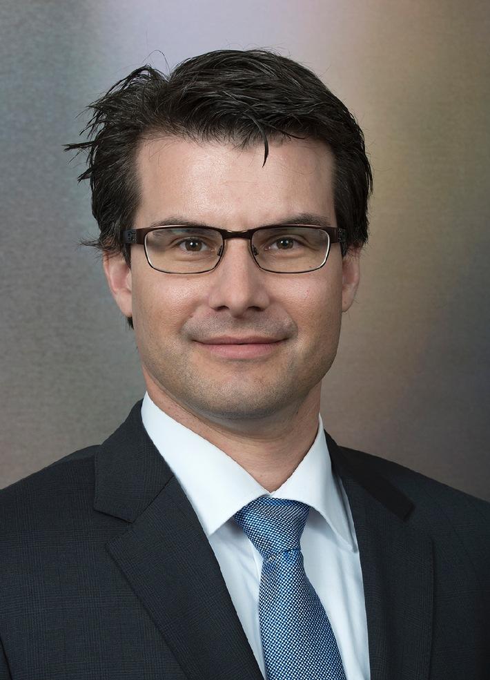 Stefan Pleisch wird neuer Leiter IT bei der CONCORDIA (BILD)