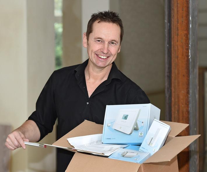 Geschenkidee RWE SmartHome: Ein smartes Zuhause zu Weihnachten