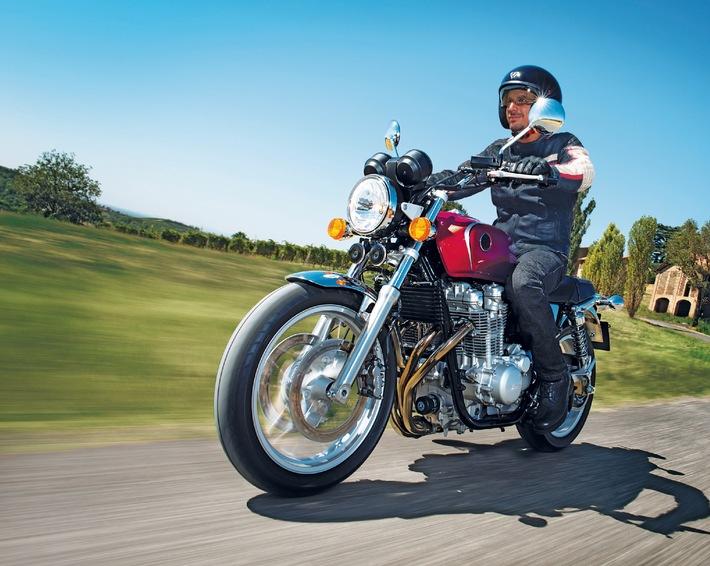 Motorrad-Saisonstart: Worauf es ankommt (BILD)