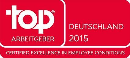 """Santander Consumer Bank ist """"Top Arbeitgeber Deutschland 2015"""""""