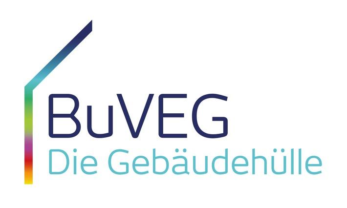 """Logo BuVEG. Weiterer Text über ots und www.presseportal.de/nr/129349 / Die Verwendung dieses Bildes ist für redaktionelle Zwecke honorarfrei. Veröffentlichung bitte unter Quellenangabe: """"obs/BuVEG - Bundesverband energieeffiziente Gebäudehülle"""""""