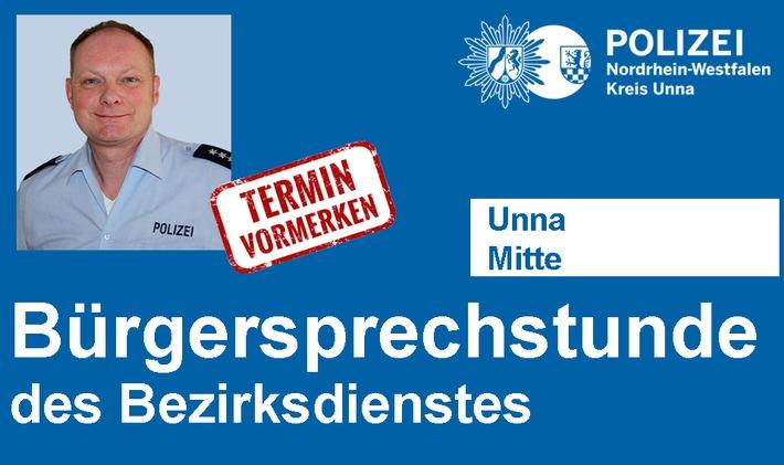 Bürgersprechstunde Dirk Schneck