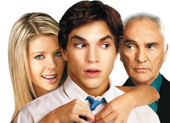 "Hausherr im Chaos: Ashton Kutcher in ""Partyalarm"" auf sixx (mit Bild)"