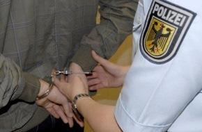 Symbolbild: Quelle: Bundespolizei